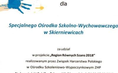 """"""" Region Równych Szans"""""""