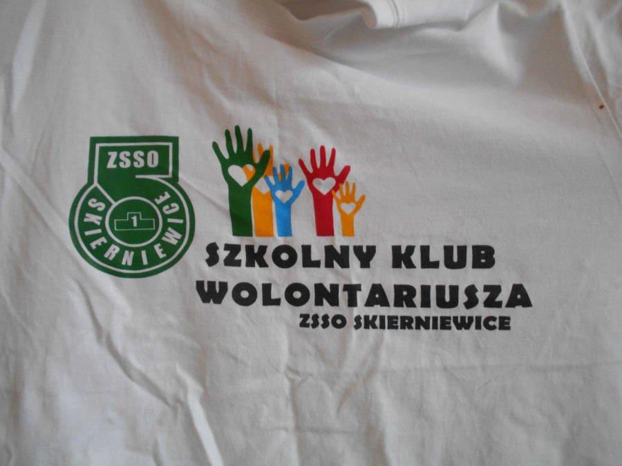 Szkolny Klub Wolontariusza zZespołu Szkół Sportowych specjalnie dla nas…