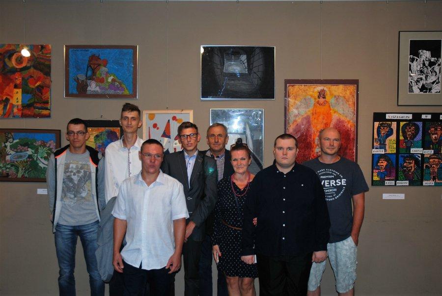 Sukces naXV Międzynarodowym Biennale Sztuk Plastycznych Osób Niepełnosprawnych