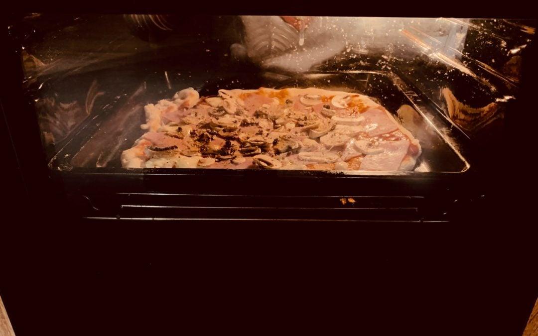 Święto pizzy wInternacie