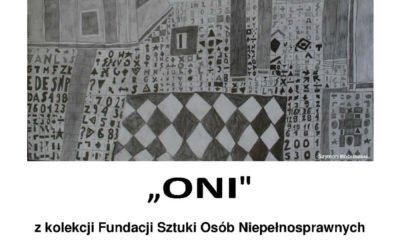 Wyjazd doKrakowa naotwarcie wystawy prac naszych uczniów zkolekcji Fundacji Sztuki Osób Niepełnosprawnych.