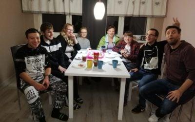 Mieszkanie treningowe  – turnus 3