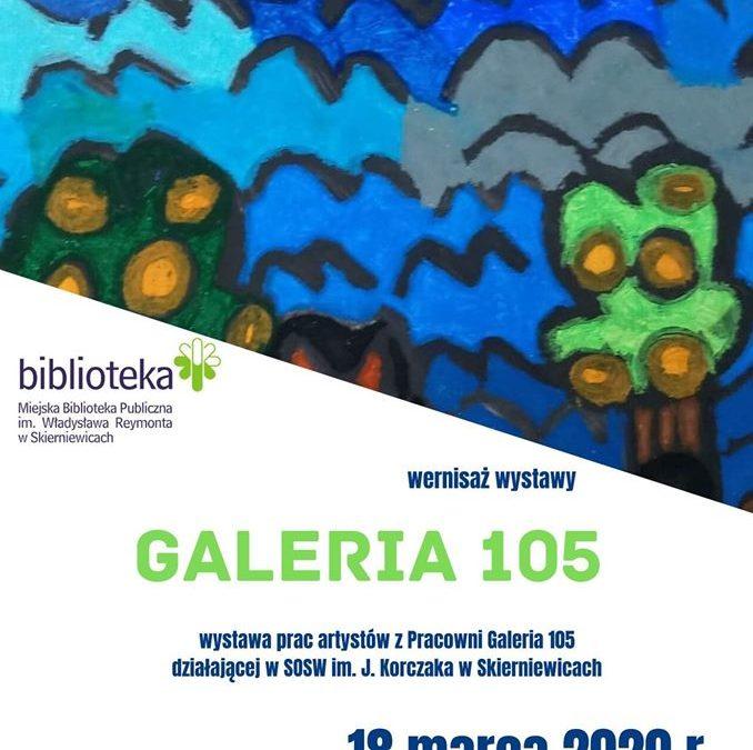 Wernisaż Galerii 105