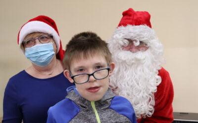 Mikołaj wszkole przysposabiającej dopracy